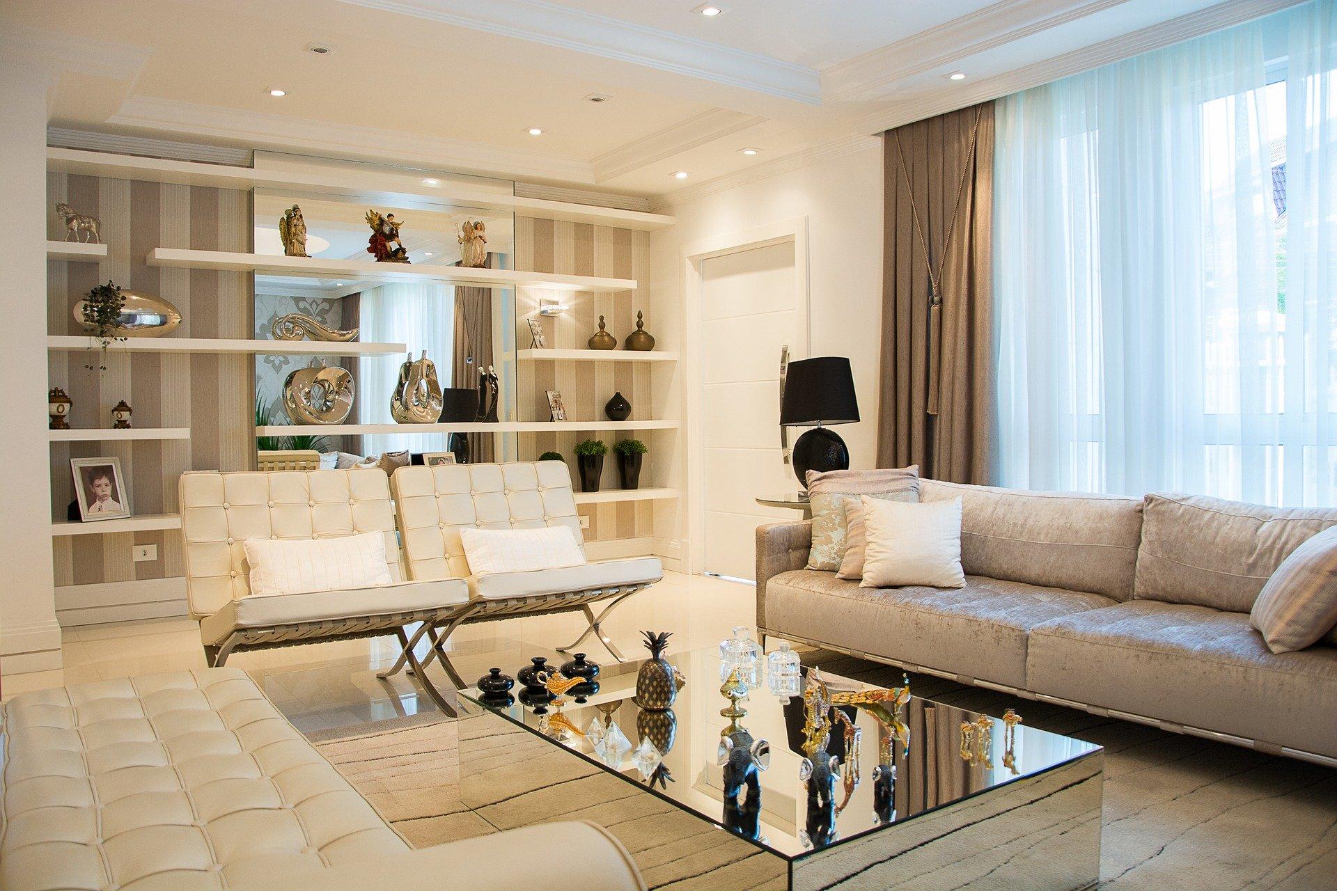 Quel style donner à votre salon ?